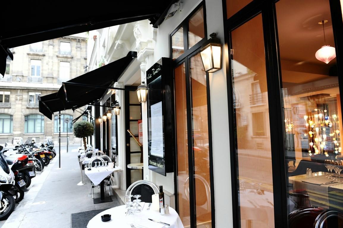 Restaurant de cuisine italienne haut de gamme paris saint - La cuisine des italiens ...